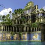 Vườn treo Babylon –  ý tưởng của kiến trúc hiện đại