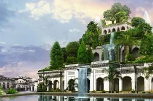 Vườn treo Babylon – Một góc nhìn lịch sử.