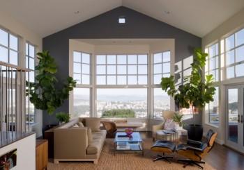 Lựa chọn cây xanh cho kiến trúc hiện đại