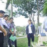 Hỗ trợ sinh viên cảnh quan, học viện Nông Nghiệp Việt Nam nghiên cứu khoa học