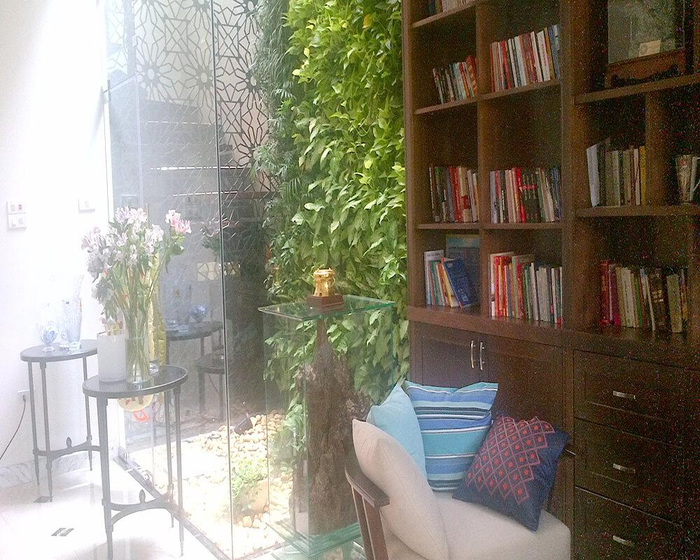 vườn thẳng đứng, vườn đứng, vườn trên tường