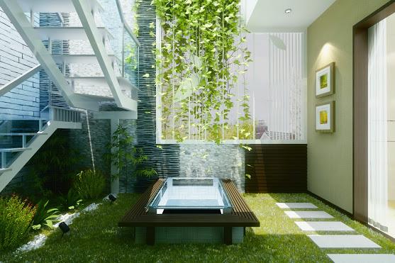 Cây trồng cho kiến trúc hiện đại