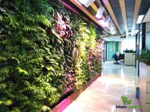 Vườn đứng nội thất tại 58 Tố Hữu