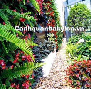 Thợ làm vườn của Cảnh Quan Babylon có thể làm những gì