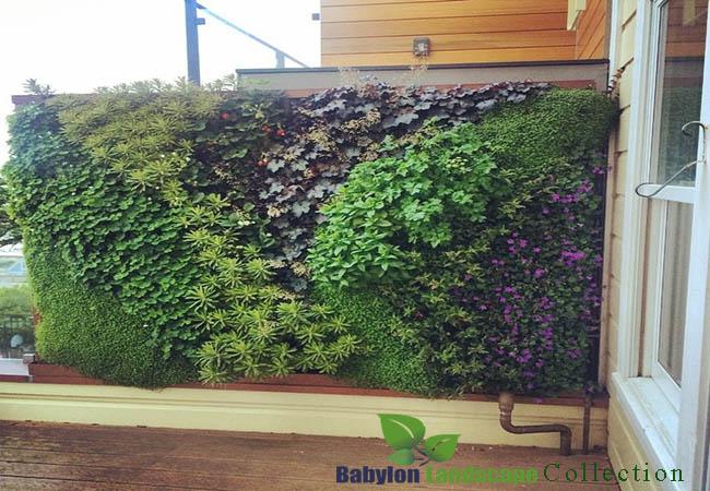 Thi công sân vườn đẹp, Vật liệu sân vườn tại Hà Nội