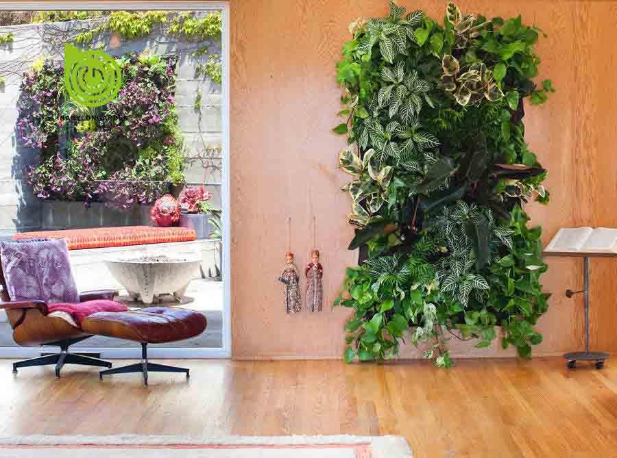 Tranh cây treo tường phòng khách